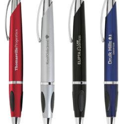 BIC Protrusion Grip Metal Pen
