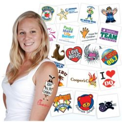The Original Temporary Tattoos