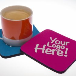 Neoprene Drink Coaster