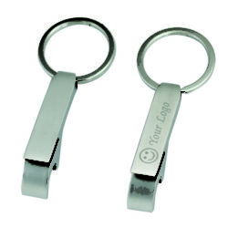JK001 Metal Bottle Opener Key Ring