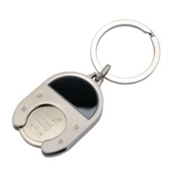 Trolley Key Ring