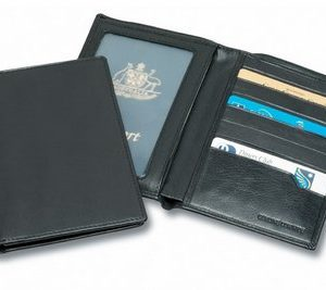 Executive Passport Wallet
