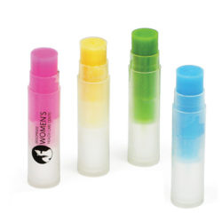 Frosted Slimline Lip Balm