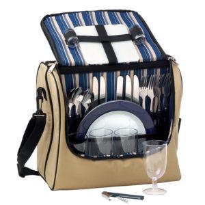 Adventure 4 Setting Picnic/Cooler Bag