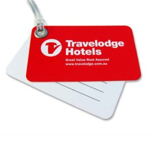 Double Luggage Tags