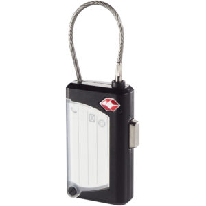Luggage Tag & Lock