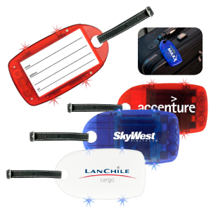 Light Up Luggage Tag