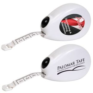 Tear Drop Tape Measure