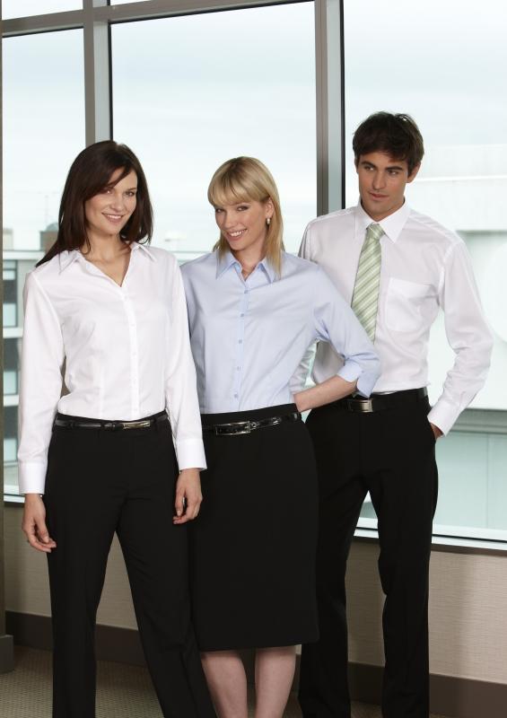 Signature Business Shirt