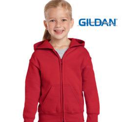 Gildan Heavy Blend Full Zip Hoodie