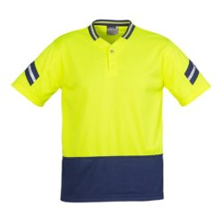 Hi-Vis Short Sleeve Astro Polo