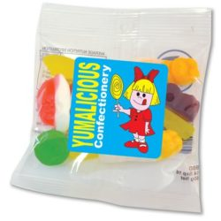 Confectionery in Cello Bags