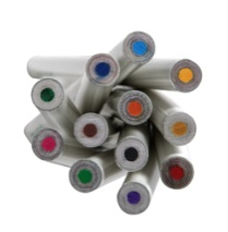 Recycled Paper Coloured Pencils