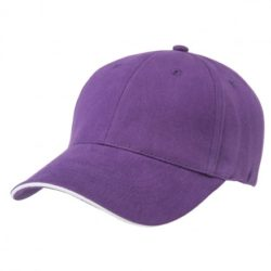 Premium Soft 6 Panel Sandwich Cap