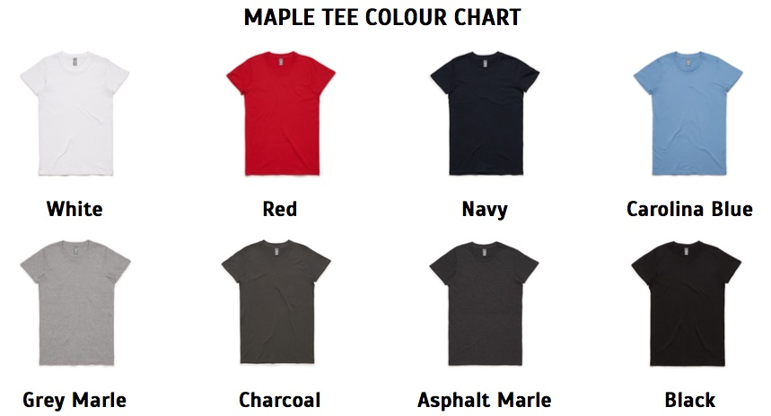 maple-tee-colour-chart