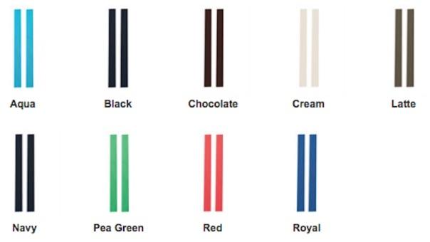 strap-colours