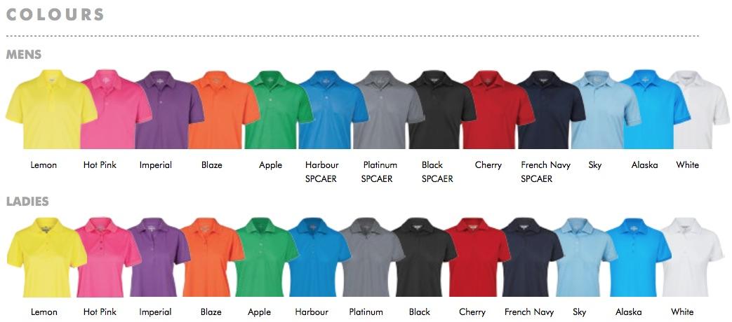 sporte-leisure-aero-polo-colours