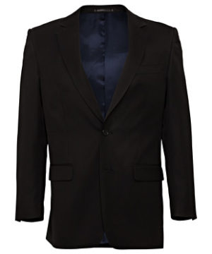 Bracks Plain Twill Suit Jacket
