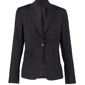 Van Heusen Women's Wool Blend Flat Front Jacket