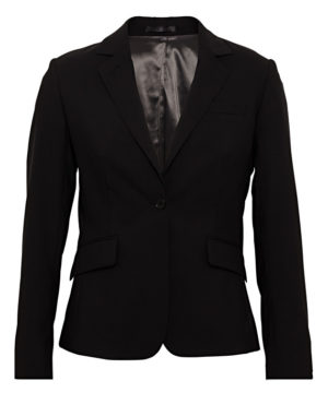 Van Heusen Women's Wool Flat Front Jacket