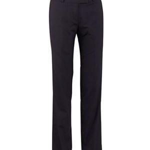 Van Heusen Women's Wool Blend Flat Front Pant
