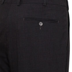 Van Heusen High Twist Wool Suit Trouser