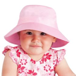Kids Twill Bucket Hat