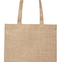 Simple Shoulder Jute Bag
