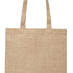 Simple Shoulder Jute Bag