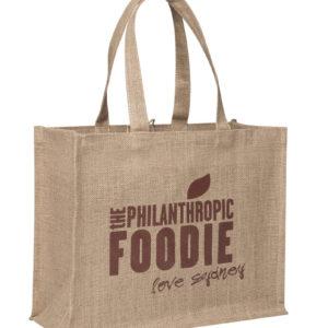 Supermarket Jute Bag