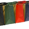 Supermarket Contrast Luxury Jute Bag