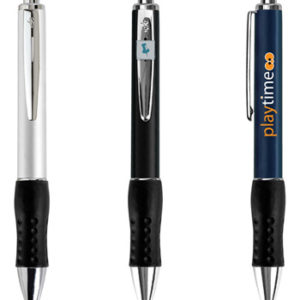 BIC Steel Retractable Pen