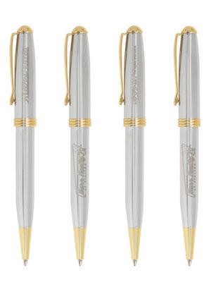 BIC Worthington Chrome Metal Pen