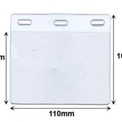 Medium Sized Badge Holder A
