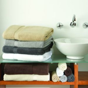 Plush Bath Towel