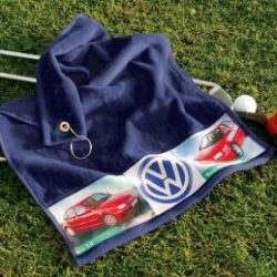 PhotoPlus Golf Towel