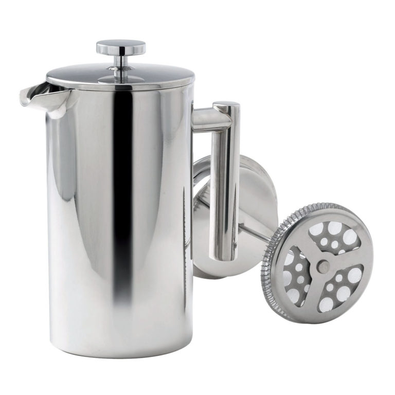 1.0 Litre Stainless Steel Plunger