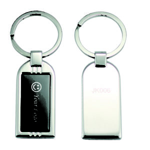 JK006 Metal Key Ring
