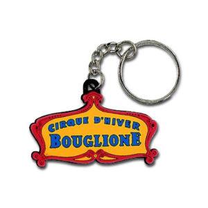 Custom Made PVC Key Ring