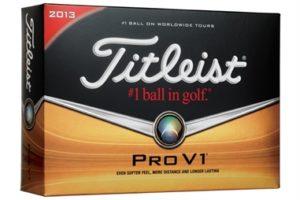 Titleist ProV1 Golf Balls