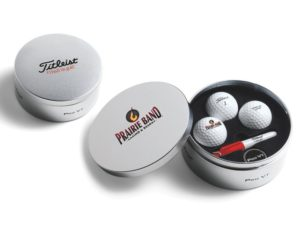 Titleist Pro V1 Collection Tin