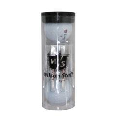Wilson 2 Ball Gift Tube