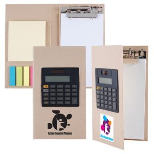 Clipboard / Notebook / Calculator