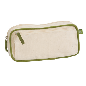 100% Organic Cotton Pencil Case