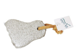 Foot Shaped Pumice Stone