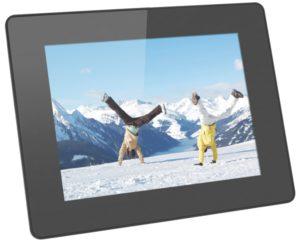 Deja Vu 8 inch Digital Photo Frame