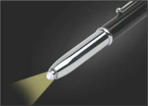 3-Way Stylus Pen & Torch