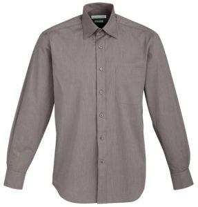 Chevron Business Shirt