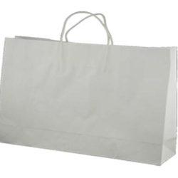 Standard White Kraft Paper Bags