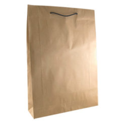 Deluxe Brown Kraft Paper Bags